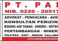 Biaya jasa pengurusan PENGADAAN IUP OPK Rp. 99.975.000,- diluar biaya – biaya pengadaan dokumen persyaratan dan/atau kelengkapan persyaratan.